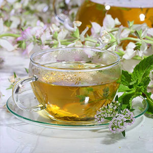 Tea & Stress Release