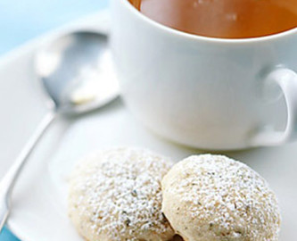 Jasmine Green Tea Cookies
