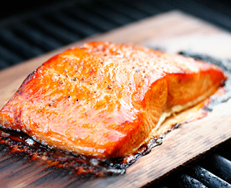 Tea Smoked Salmon