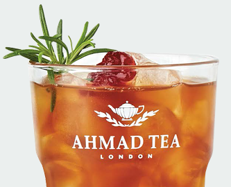 Rosemary Iced Tea