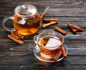 Cinnamon Infusion as a Powerful Antioxidant