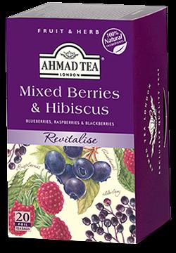 Mixed Berries & Hibiscus
