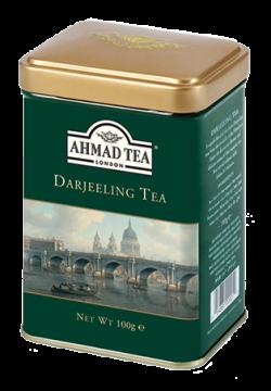 Darjeeling Tea - 100g Loose Tea Caddy
