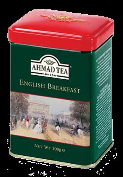 English Breakfast - 100g Loose Tea Caddy
