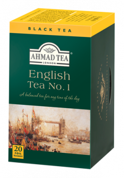 English Tea No. 1