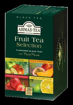 Fruit Tea Selection