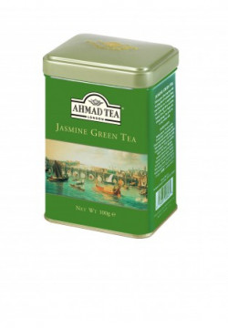 Jasmine Romance - 100g Loose Tea Caddy