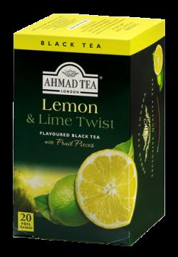 Lemon & Lime Twist