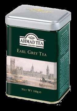 Earl Grey - 100g Loose Tea Caddy