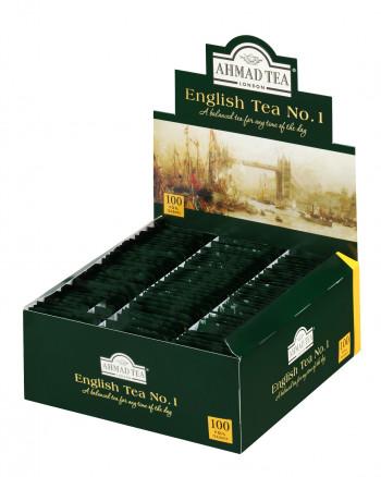 100 Foil Teabags
