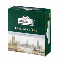 Earl Grey - 100 Tagged Teabags