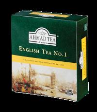 English Tea No. 1 - 100 Tagged Teabags
