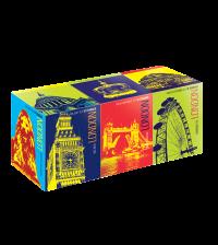 Colourful London - 3 х 10 Teabags