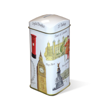 London Icons Money Box Caddy