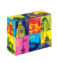 Colourful London - 6 х 10 Teabags