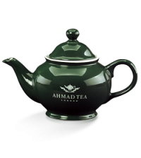 Ahmad Tea Green Teapot