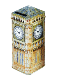 Big Ben Tea Caddy - 20 Teabags
