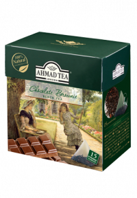 Dessert Pyramid Teabags - Chocolate Brownie