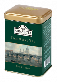 Darjeeling Tea - 100g Loose Tea Caddy