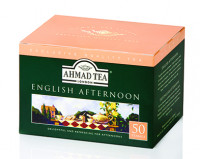 English Afternoon Tea - 50 Teabags