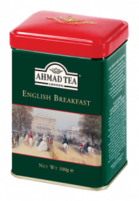 English Breakfast - 100g Loose Tea Caddy