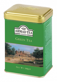 Green Tea - Pure - 100g Loose Tea Caddy