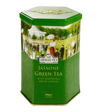 Jasmine Green Tea - Edwardian Caddy