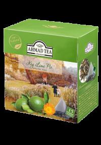 Dessert Pyramid Teabags - Key Lime Pie