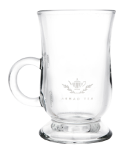 Large Traditional Tea Glass