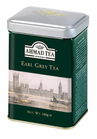 Earl Grey - 100g Loose Tea Caddy