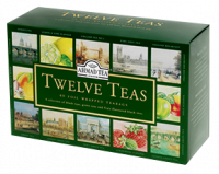 Twelve Teas