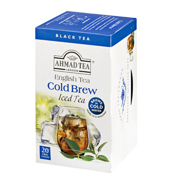 Cold Brew Iced Tea - English Tea