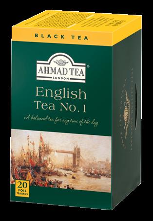 20 Foil Teabags