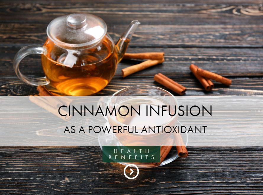 Cinnamon Infusion