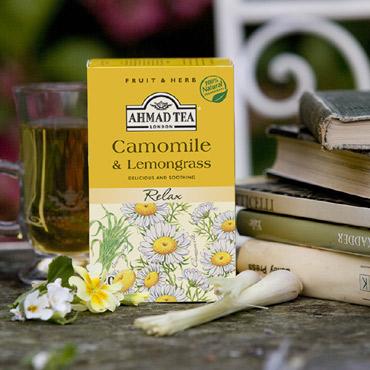 Camomile & Lemongrass Infusion